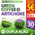 Green Coffee + Artichoke